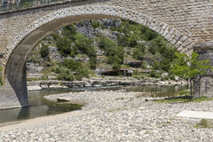 Free Historic Bridge In Southern France Royalty Free Stock Image - 94168016