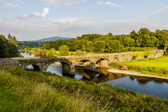Historic Bridge, Inistioge, Ireland Royalty Free Stock Photos