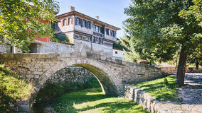 Historic Bridge in Koprivshtitsa, Bulgaria Stock Photography