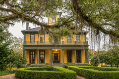 The historic Brokaw-McDougall House in Tallahassee, Florida Stock Image