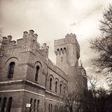 Historic Brooklyn Armory Royalty Free Stock Image