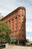 Historic Brown Palace Hotel in Downtown Denver Royalty Free Stock Images