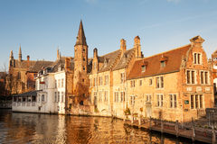 Historic Bruges Royalty Free Stock Image
