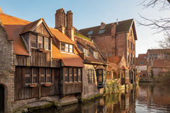 Historic Bruges Royalty Free Stock Photo