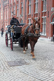 Historic Brugge, Belgium Royalty Free Stock Images