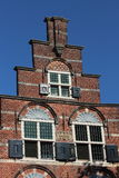 Historic building (1601 A.D.), Oudewater Stock Photo
