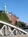 Historic building. Bei Sankt Annen, Hamburg, Germany Stock Photos