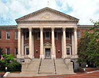 Historic Building in Annapolis, Maryland Stock Image