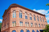 Historic building in Aspen Royalty Free Stock Photography