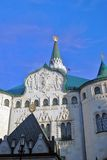 Historic building of the bank in Nizhny Novgorod, Russia Stock Photos