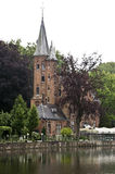 Historic building, Bruges Stock Image