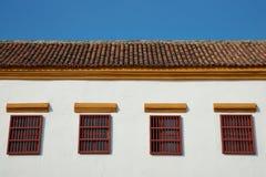 Historic Building of Cartagena Stock Photo