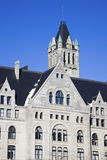Historic Building in the center of Milwaukee Stock Image
