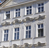 historic building in a central city of Europe Royalty Free Stock Photography