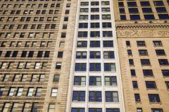 Historic building in Chicago Stock Images
