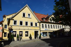 A historic building in Coburg, Germany Royalty Free Stock Photography