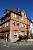 A historic building in Coburg, Germany Stock Images