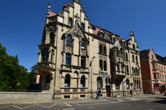 A historic building in Coburg, Germany Royalty Free Stock Image