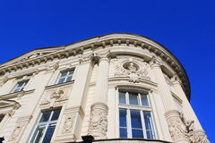 Historic building detail Stock Photography