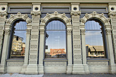Historic Building in Downtown Salem Oregon 3 Royalty Free Stock Photography