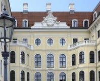 Historic building in Dresden Stock Photos