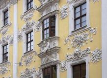 Historic building in Dresden Stock Image