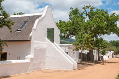 Historic building on a farm Stock Photography