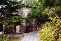 Historic building, Feodosia Royalty Free Stock Photo