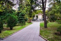 Historic building, Feodosia Royalty Free Stock Photography