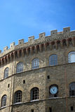 Historic Building in Florence Royalty Free Stock Photo