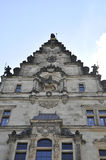Historic Building -Georgenbau from Dresden in Germany Royalty Free Stock Photo