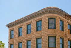 Historic building Goldfield  Royalty Free Stock Photography