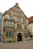 Historic Building in Hamelin Royalty Free Stock Photos