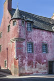 Historic building on the High Shore at Banff in Scotland. Royalty Free Stock Photography