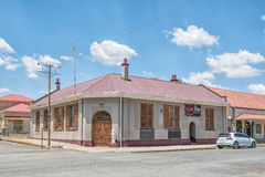 Historic building in Jagersfontein Stock Photo