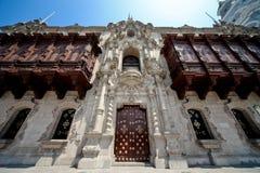 Historic Building, Lima City Royalty Free Stock Photo