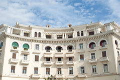Historic building located at Thessaloniki city Royalty Free Stock Images