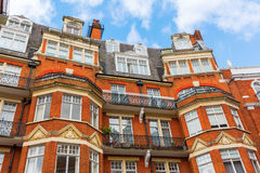 Historic building in London, UK Royalty Free Stock Photos