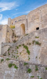 Historic building in Matera in Italy UNESCO European Capital of Culture 2019 Royalty Free Stock Photo