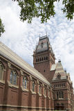 Historic building Memorial Hall in Harvard Royalty Free Stock Images