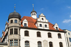 Historic building in Munich, Bavaria Stock Images