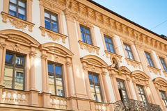 Historic building in Munich, Germany Stock Photo
