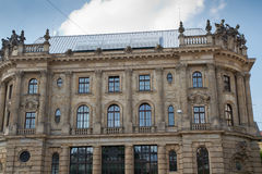 Historic building in Munich, Germany Royalty Free Stock Photo
