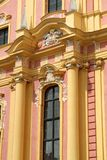 Historic building in Neuburg an der Donau Royalty Free Stock Image