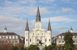 Historic building  in New Orleans Royalty Free Stock Images