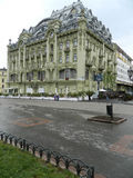 Historic building in Odessa after restoration Royalty Free Stock Images