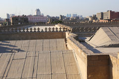 Historic Building Old Cairo, Egypt Stock Images