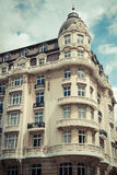 Historic Building. An old building in Europe Royalty Free Stock Photography