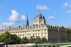 Historic building of Paris Stock Photo