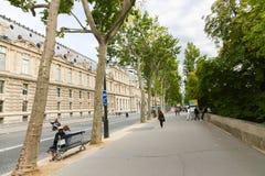 Historic Building at Paris Stock Images